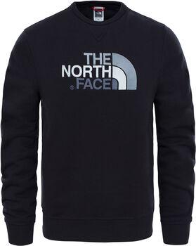 The North Face Drew Peak Crew Pullover Herrer