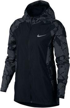 Nike Essential Flash Running Jacket Kvinder Sort