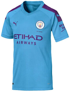 Puma Manchester City Hjemmebanetrøje 19/20