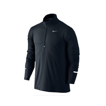 Nike Dri-Fit Element HZ Herrer Sort