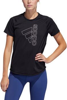 ADIDAS Tech Badge Of Sport T-shirt Damer