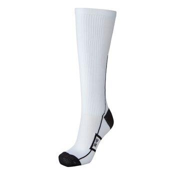 Hummel Tech Indoor Sock High Hvid