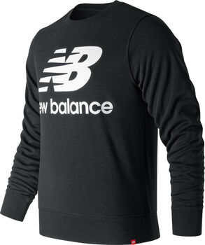 New Balance Essentials Stacked Logo Trøje Herrer