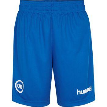 Hummel OB Home Poly Shorts 17-18 Blå