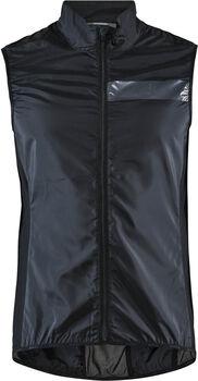 Craft Essence Light Wind Vest Herrer Sort