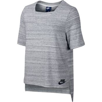 Nike Sportswear Advance 15 Top Damer Grå