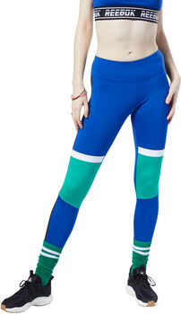 Reebok Meet You There Panelled Tights Damer