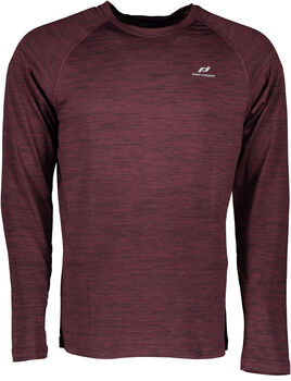 PRO TOUCH Rylungo II L/S T-Shirt Herrer Rød
