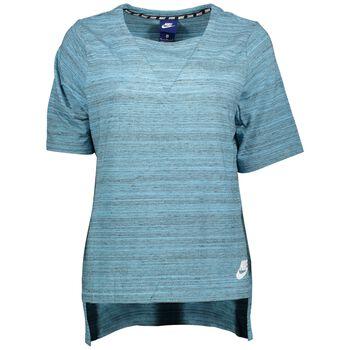 Nike Sportswear Advance 15 Top Damer Rød