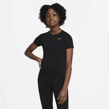 Nike Pro T-shirt Piger