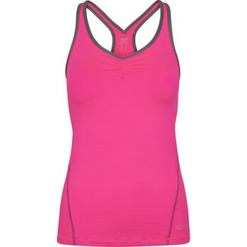 Casall Contour Racerback Damer Pink
