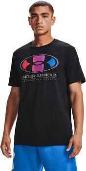 Under Armour Multi Color Lockertag T-shirt Herrer