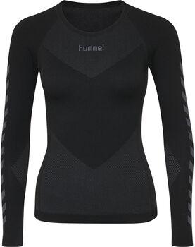 Hummel First Seamless Jersey L/S Damer