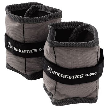 ENERGETICS Ankle Wrist Weight Grå