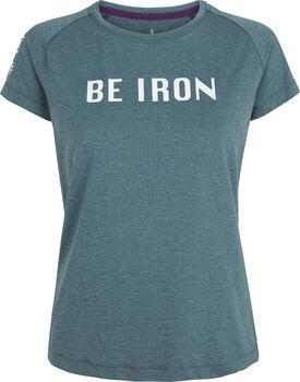 Fe226 Be Iron DryRun T-shirt Damer
