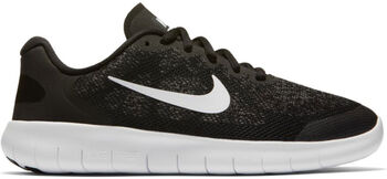 Nike Free Run 2017 GS Sort