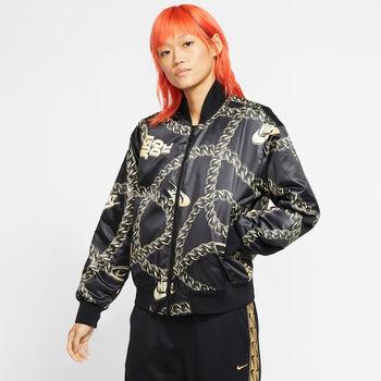 Nike Sportswear Synthetic Fill Jacket Damer Sort