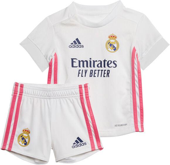 Real Madrid 20/21 Hjemmebanesæt Baby