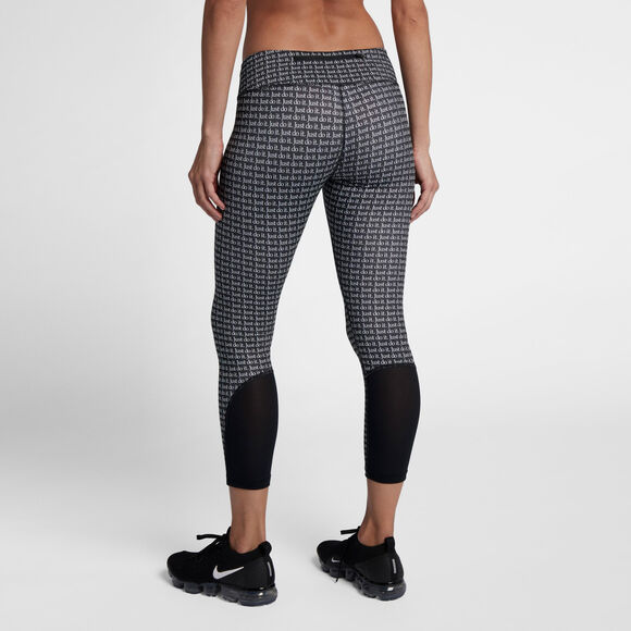 Racer Crop Just Do It Tights