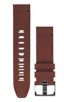 Garmin Quickfit 22 Watch Band - Urrem Brun