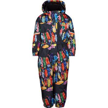 McKINLEY Print Snowsuit Multifarvet