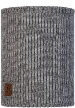 Buff Knitted Neckwarmer Damer