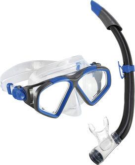 Combo Hawkeye snorkelsæt