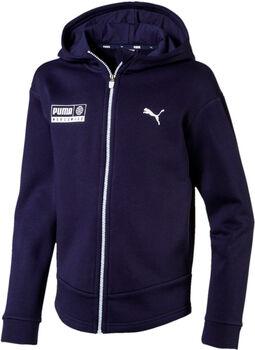 Puma Alpha Graphic Sweat Jacket