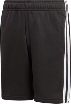 ADIDAS Essentials 3-Stripes Knit Shorts