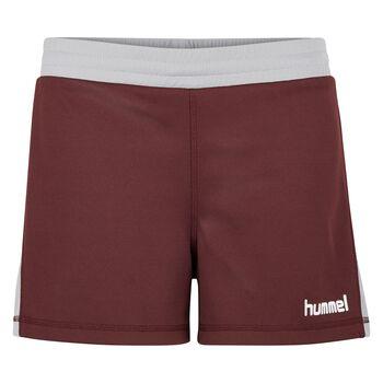 Hummel New Nostalgia Training Shorts Damer Rød