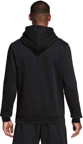 Essentials 3-Stripes Pullover hættetrøje