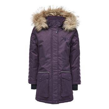 Hummel Stinna Coat Lilla