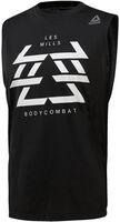 Reebok Les Mills Bodycombat Muscle - Mænd