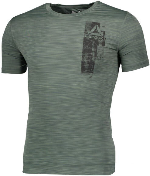 Workout Activchill Graphic SS Top