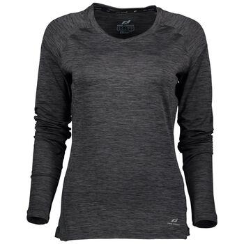 PRO TOUCH Rylunga II langærmet T-Shirt Damer Grå
