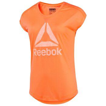 Reebok Workout Supremium 2.0 Tee Damer Orange