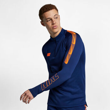 Nike Dri-Fit Squad Top Herrer