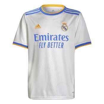adidas Real Madrid 21/22 hjemmebanetrøje