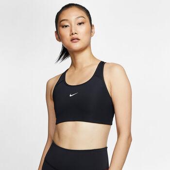 Nike Swoosh medium-support sports bh Damer