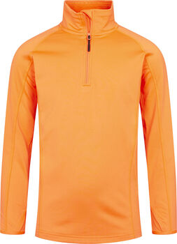 McKINLEY Mio Half-Zip Mellemlag Orange