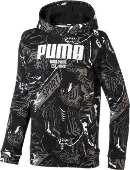 Puma Alpha AOP Fleece Hoodie