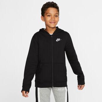 Nike Sportswear Club Full-Zip Hættetrøje Sort