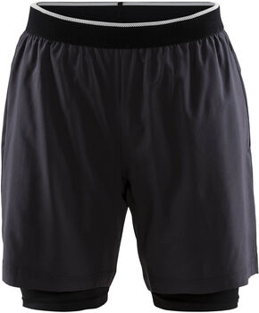 Craft Charge 2-IN-1 Shorts Herrer