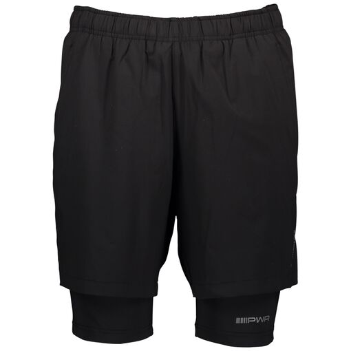 Energetics Freddie X 2In1 Shorts - Mænd