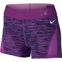 "Nike Pro HC 3"" Reflect Shorts Sort - Kvinder"