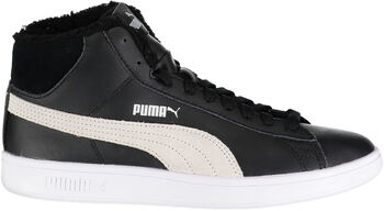 Puma Smash v2 Mid Fur Junior
