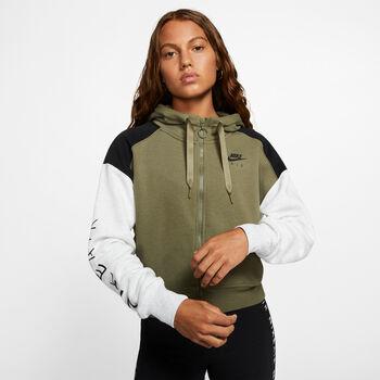 Nike Air Full-Zip Hoodie Damer