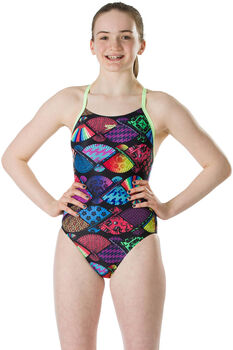 Speedo Allover Thinstrap Crossback