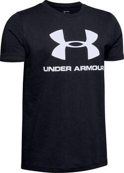 Under Armour Sportstyle Logo Short Sleeve Herrer
