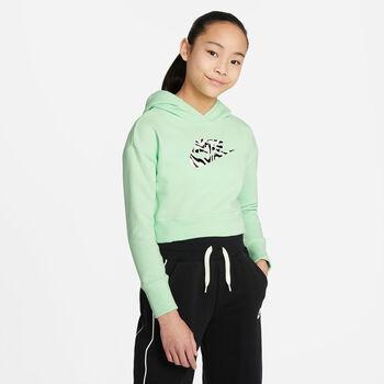 Nike Sportswear hættetrøje Grøn